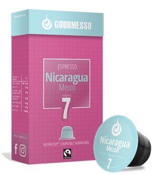 Nicaragua Mezzo, Gourmesso– 10kapslí pro Nespresso