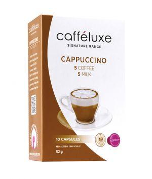 Cappuccino, Cafféluxe Signature Range– 10kapslí pro Nespresso