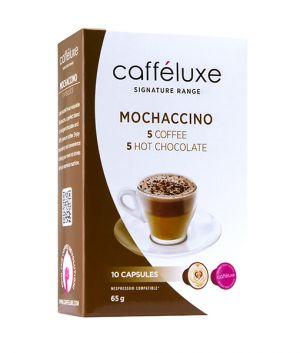 Mochaccino, Cafféluxe Signature Range– 10kapslí pro Nespresso