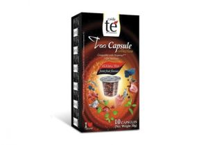 Čaj lesní ovoce, Cuida Té – 10 kapslí pro Nespresso