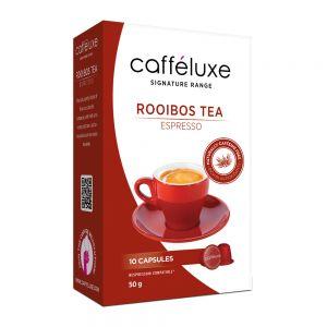 Rooibos, Cafféluxe African– 10kapslí pro Nespresso