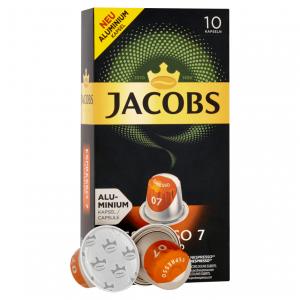 Classico 7, Jacobs - 10 hliníkových kapslí pro Nespresso