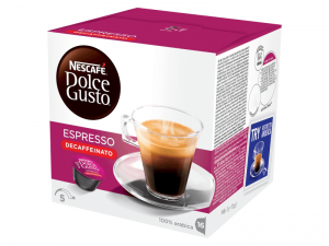 Nescafé Dolce Gusto Decafeinato 16 kapslí