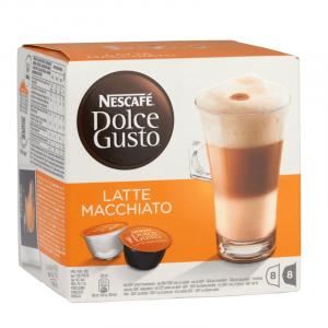 Nescafé Dolce Gusto Latte Macchiato 16 kapslí