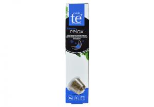 Čaj Funcion Relax, Cuida Té - 5 kapslí pro Nespresso kávovary
