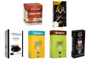 Balíček silné kávy - 60 kapslí pro Nespresso