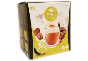Cappuccino, Origen - 16 kapslí pro Dolce Gusto