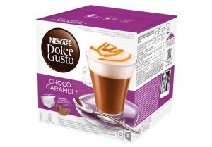 Nescafé Dolce Gusto Choco Caramel 16 kapslí