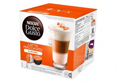 Upraženo - latte