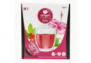 Ovocný čaj, Origen - 16 kapslí pro Dolce Gusto