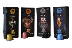 Prémiový balíček Origen Pura - 40 kapslí pro Nespresso