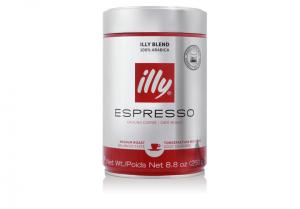 Illy Espresso - zrnková káva 250 g