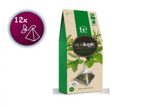 Eko zelený čaj Marrakech, Cuida Té - 12 sáčků