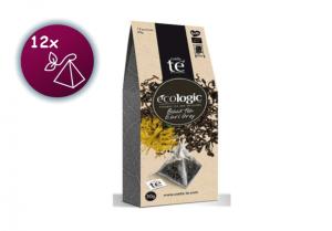 Eko černý čaj Earl Grey, Cuida Té - 12 sáčků