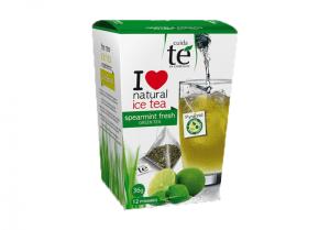 Ledový zelený čaj Máta, Cuida Té - 12 sáčků