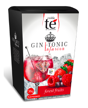 Ledový čaj iTonic Ibiza, Cuida Té - 12 sáčků