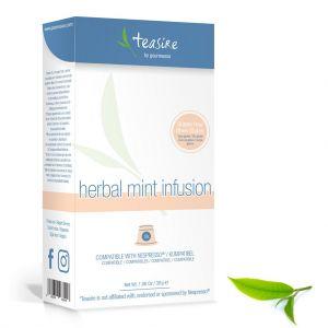 Čaj Gourmesso Herbal Infusion - 10 kapslí pro Nespresso kávovary