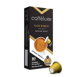 Gourmet, Cafféluxe Signature Range - 10 kapslí pro Nespresso