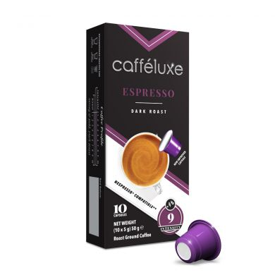 Upraženo - Caffeluxe_Nespresso_Compatible_Espresso_Dark
