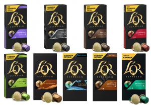 Balíček L'Or - 90 kapslí pro Nespresso