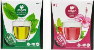Balíček čajů Origen - 32 kapslí pro Dolce Gusto