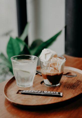 BeWooden - Letní kávové drinky z pohodlí domova
