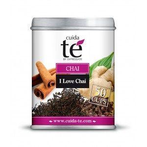 Sypaný černý čaj I Love Chai, Cuida Té 100 g