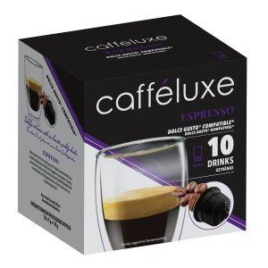 Espresso, Cafféluxe - 10 kapslí pro Dolce Gusto