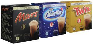 Balíček čokolád s příchutí - 24 kapslí pro Dolce Gusto