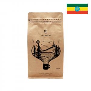 Zrnková káva - Ethiopia 100% BIO Arabica