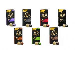 Balíček L´Or - 70 kapslí pro Nespresso kávovary