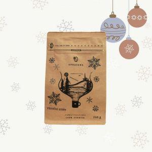 Vánoční směs 2020 - Zrnková káva 250 g