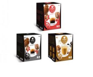 Balíček káv Origen - 48 kapslí pro Dolce Gusto