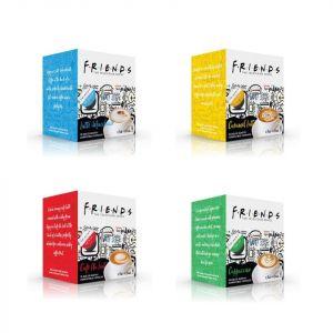 Balíček F.R.I.E.N.D.S - 40 kávových kapslí pro Dolce Gusto