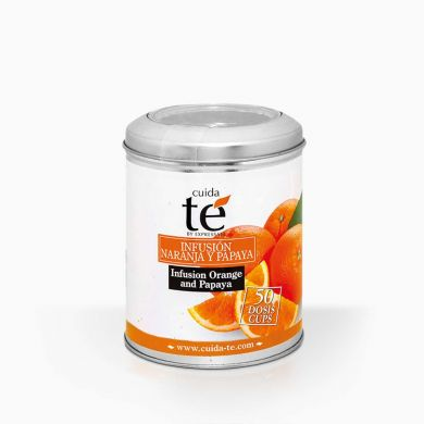 Upraženo - cuida-te-orange-papaya-infusion-100g