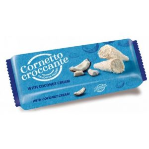 Cornetti kokosové 112 g