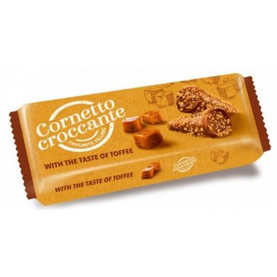 Upraženo - cornetto-croccante-toffee-112g