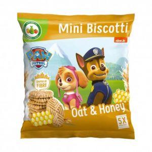Sušenky Mini Biscotti Ovesné a medové 100 g