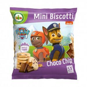 Sušenky Mini Biscotti Tlapková patrola s čokoládou 100 g