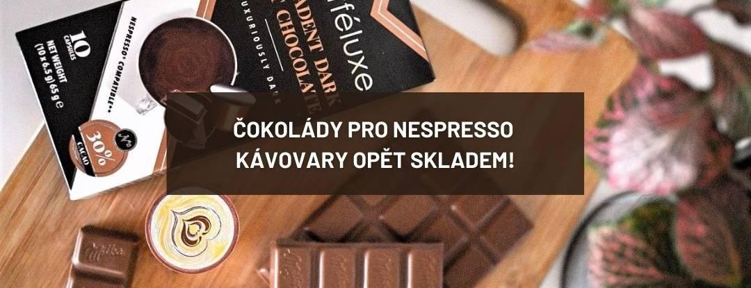 Čoko Nespresso CZ