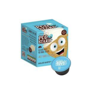 Vanilkový nápoj Podstars, Cafféluxe - 10 kapslí pro Dolce Gusto