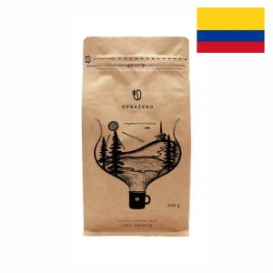 Zrnková káva - Colombia vhodná na filtr