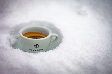 Upraženo - Šálek s podšálkem na cappuccino 160 ml