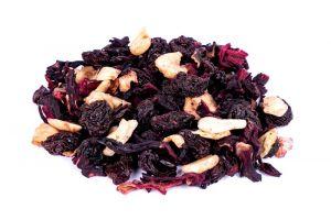 Ovocný sypaný čaj TŘEŠEŇ A BANÁN 100 g
