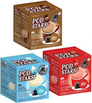 Balíček PodStars, Cafféluxe - 30 kapslí pro Dolce Gusto