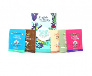 English Tea Shop Mix BIO čajů Because you're Amazing - 20 sáčků