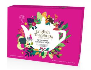 English Tea Shop Prémiová čajová BIO kolekce - 48 sáčků