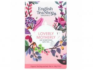 English Tea Shop Sada BIO čajů Jako od maminky Wellness - 20 sáčků