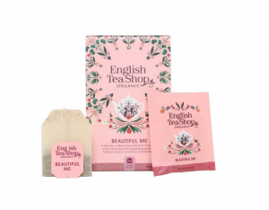English Tea Shop BIO Zkrášlující čaj Wellness - 20 sáčků