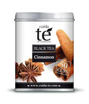 Sypaný černý čaj se skořicí, Cuida Té 100 g